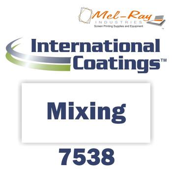 7538LF Mixing White