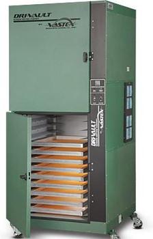 Vastex 24 Screen Dri-Vault Cabinet