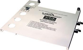 Vastex Pin Registration System - Manual Press VRS w/ drawers
