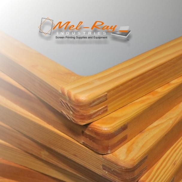 20x24 Wood Silkscreens