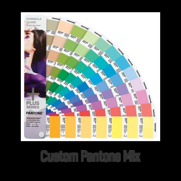 7500 Series Custom Pantone Mix