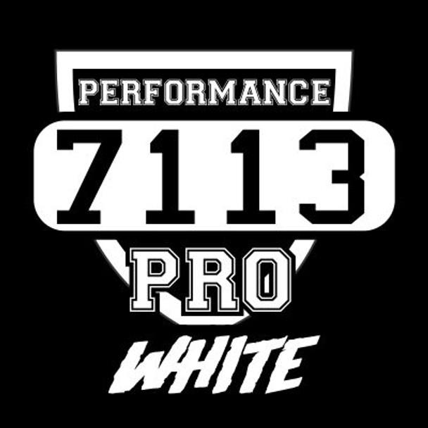 7113 Performance PRO White