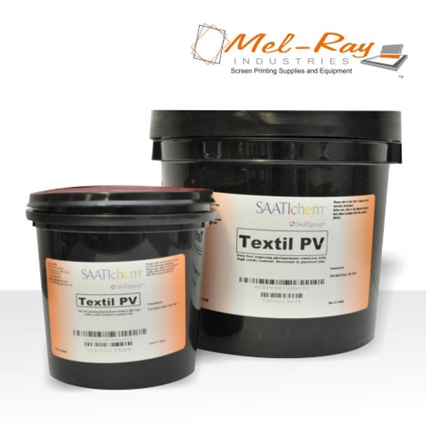 Textile PV Photopolymer Emulsion