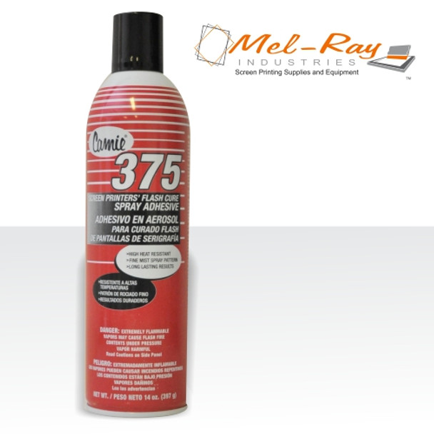 Camie 375 Flash Cure Adhesive