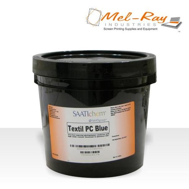 Textile PC Blue Emulsion-gallon