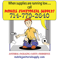 Mobile Janitorial Supply