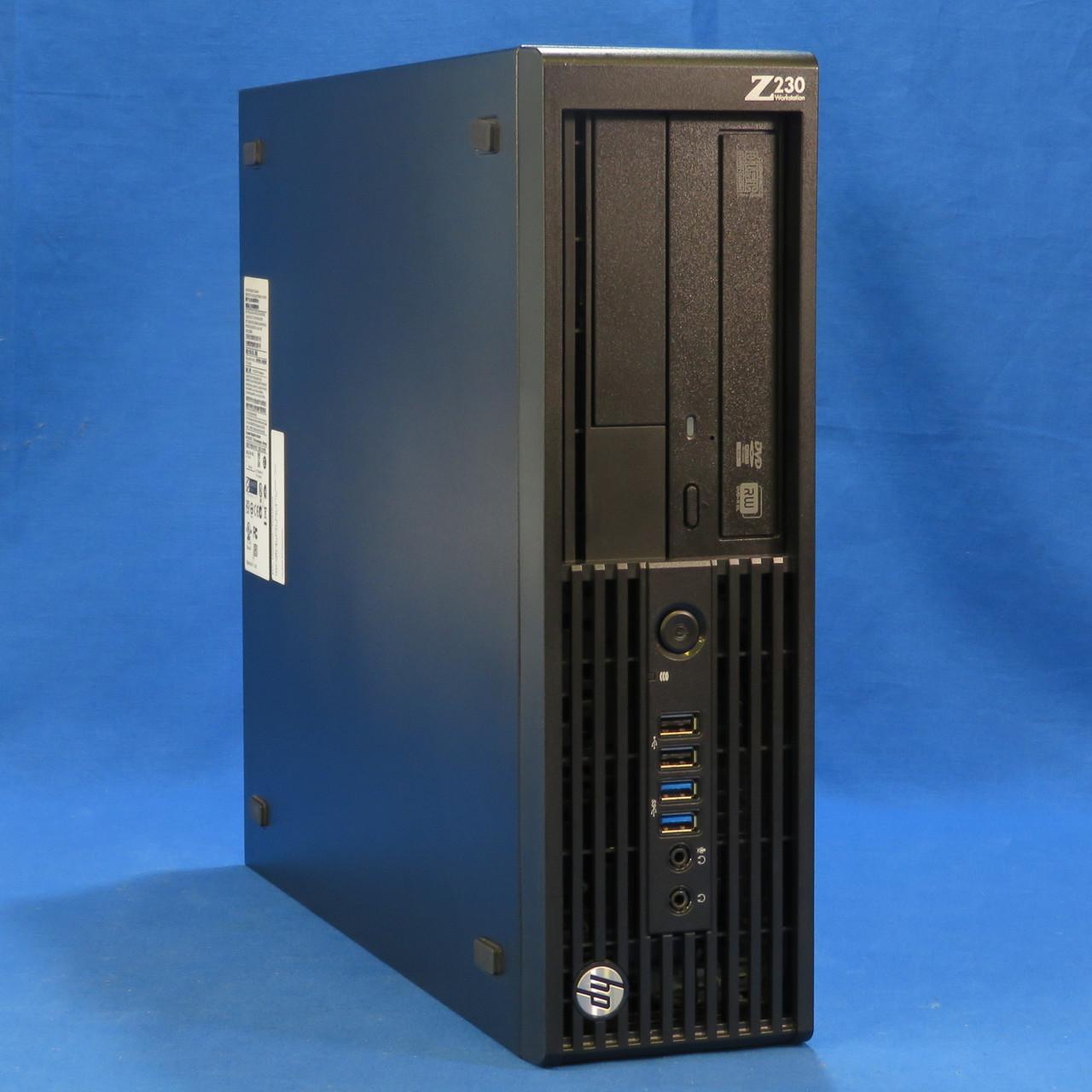 HP Z230 SFF - i7-4770