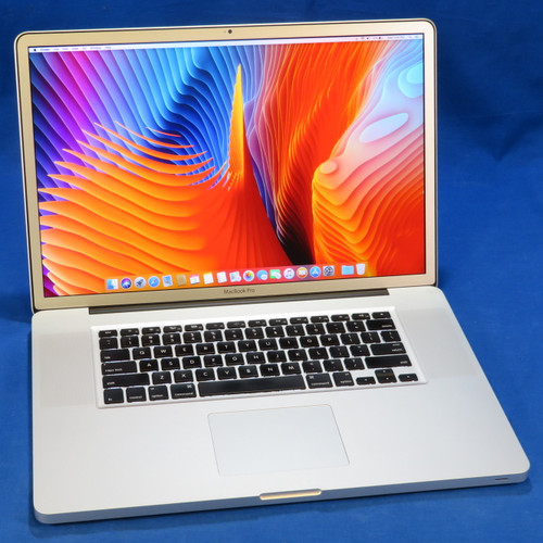 "Laptop - Apple Macbook Pro 17"" Late 2011 - i7-2760QM"