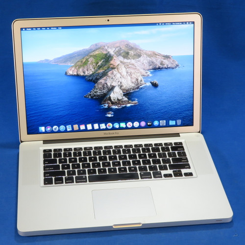 "Laptop - Apple MacBook Pro 15"" Mid 2012 - OSX Catalina - i7-3720QM"