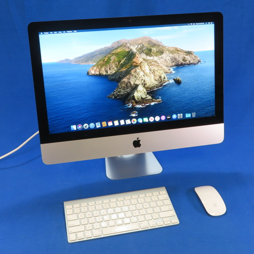 "All-In-One - Apple iMac 21.5"" Late 2013 - i5-4570R"