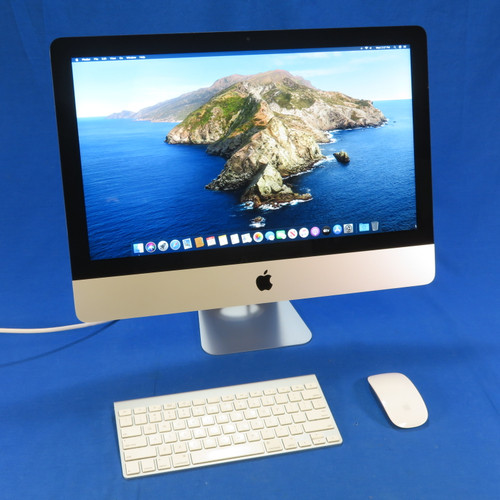 "All-In-One - Apple iMac 21.5"" Late 2013 - i5-4570S"