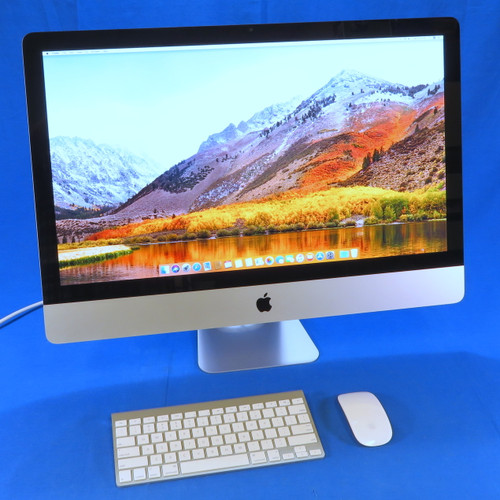 "All-In-One - Apple iMac 27"" Mid 2011 - i5-2500S"