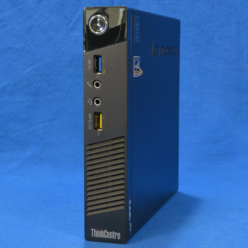 Desktop - Lenovo ThinkCentre Tiny M93P - i5-4570T