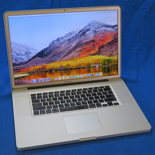 "Apple MacBook Pro 17"" Early 2011"