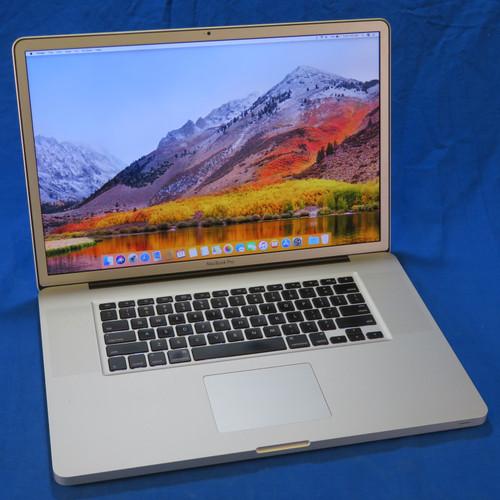 """Apple MacBook Pro 17"""" Early 2011"""
