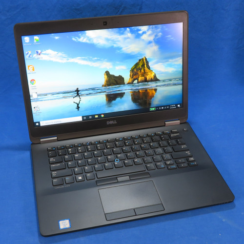Laptop - Dell Latitude E7470 - i5-6300U
