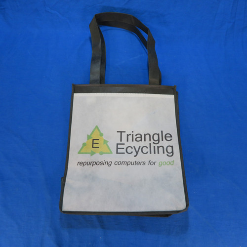 Merch - Triangle Ecycling Sustainability  Bag