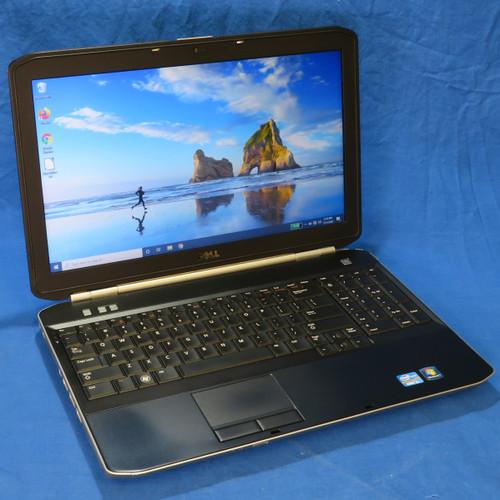 Laptop - Dell Latitude E5520 - i5-2520M