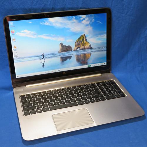 Laptop - HP Envy TouchSmart M6 SleekBook - AMD-A10 5745M APU