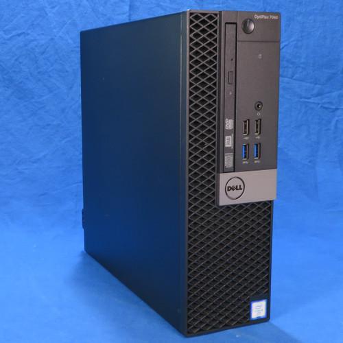 Desktop - Dell Optiplex 7040 SFF - i5-6600