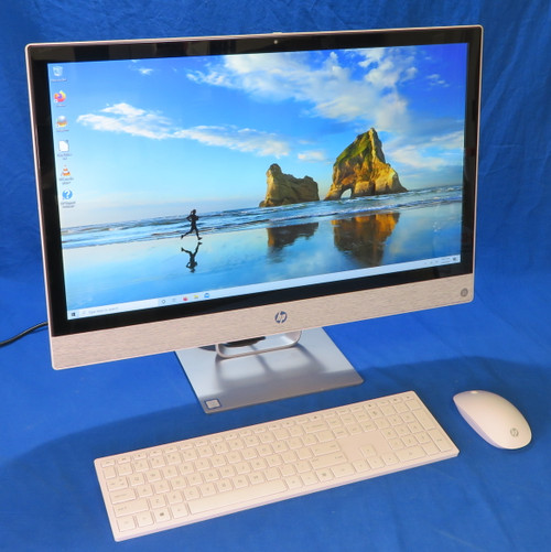 All-in-One - HP Pavillion  24-r0xx - i5-7400T