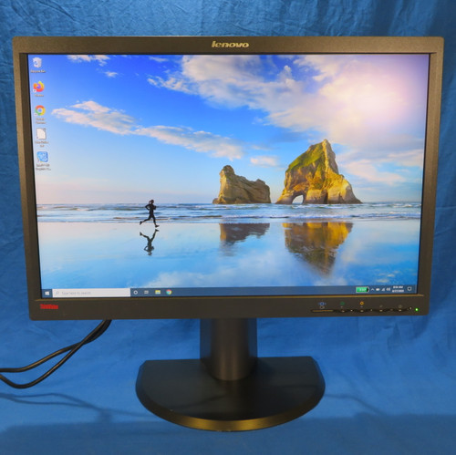 "Monitor - Lenovo ThinkVision 22"" LCD Monitor"
