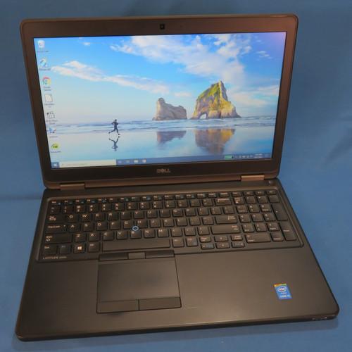 Laptop - Dell Latitude E5550 - i5-5200U