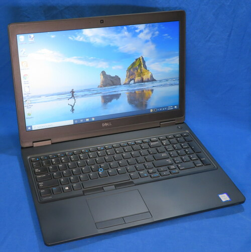 Dell Latitude E5580 - i7-7820HQ