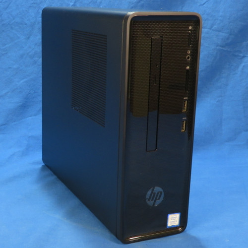Desktop - HP Slim Desktop 290-p0046 - i3-8100 Front
