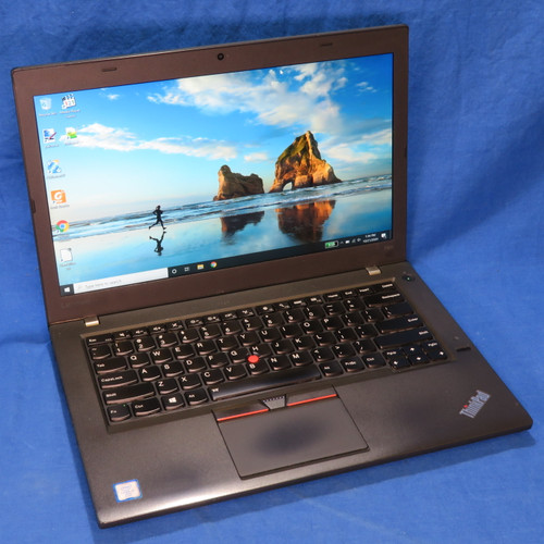 Laptop - Lenovo ThinkPad T460 - i7-6600U