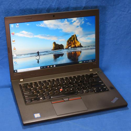 Laptop - Lenovo ThinkPad T470p - i5-7440HQ