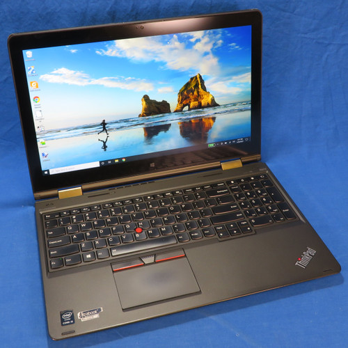 Laptop - Lenovo ThinkPad Yoga 15 - i5-5200U