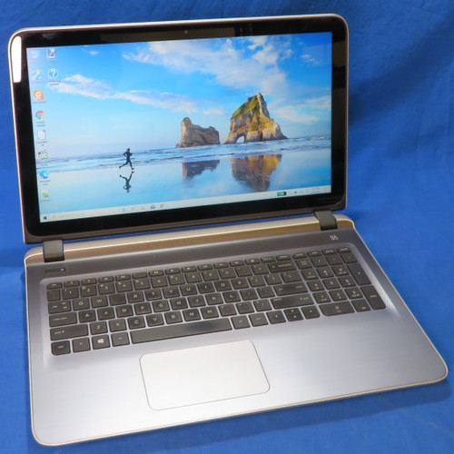Laptop - HP Pavillion Notebook-15-ab292nr - i7-6700HQ
