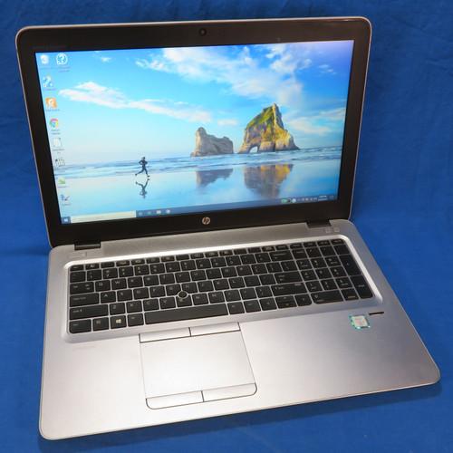 Laptop - HP EliteBook 850 G3 - i7-6600U
