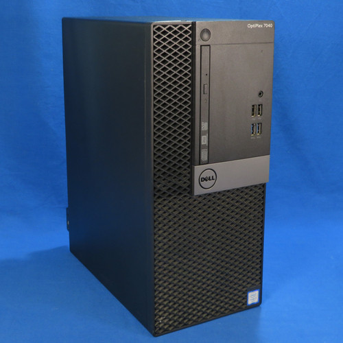 Desktop - Dell Optiplex 7040 MT - i7-6700