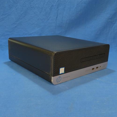Desktop - HP ProDesk 400 G4 SFF - i3-7100
