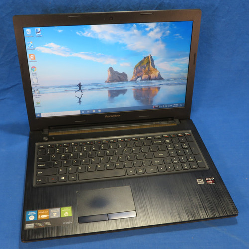Laptop - Lenovo G505s - AMD A10-5750M
