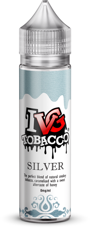 IVG | Tobacco Silver | ecigforlife