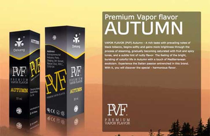 Dekang PVF Autumn ecigforlife electronic cigarette starter kit