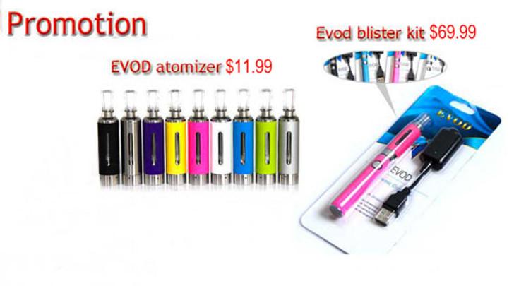 evod starter kit new e cigarette starter kits