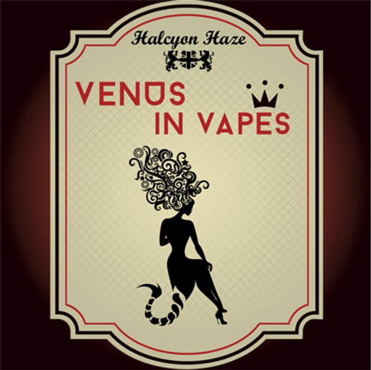 Venus in Vapes ecigforlife e-liquids