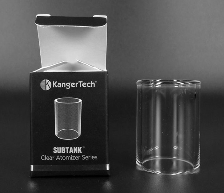 Kanger Subtank replacement glass for ecigforlife