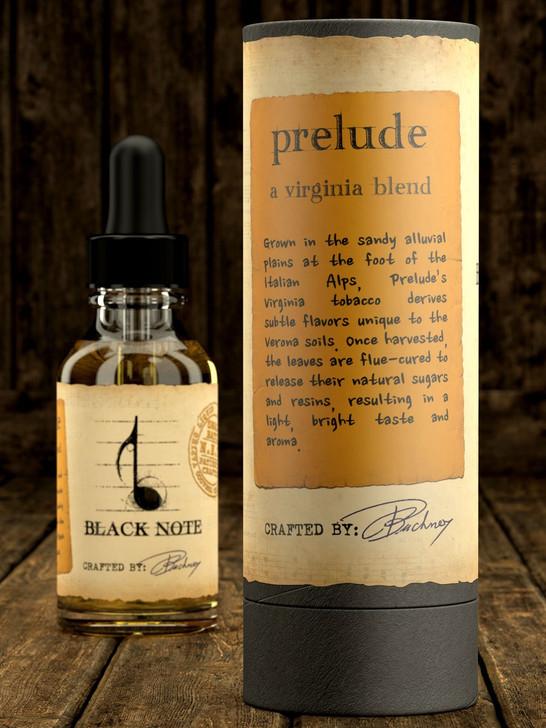 Black Note prelude for ecigforlife