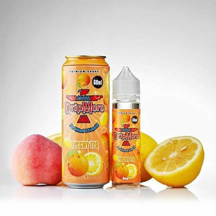 DripMore Peachy Tea for ecigforlife