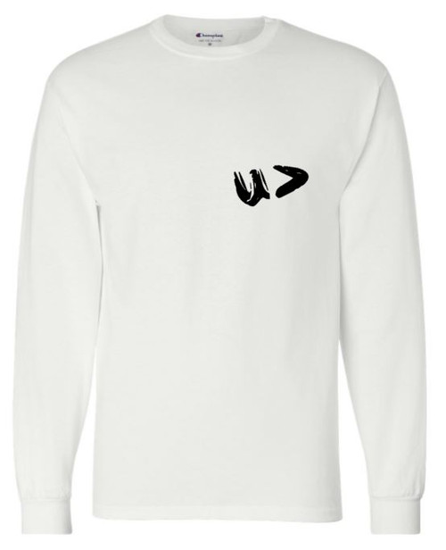 Signature Champion Long Sleeve Tee