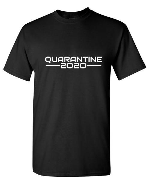 Quarantine Olympics Unisex Crew Neck Tee