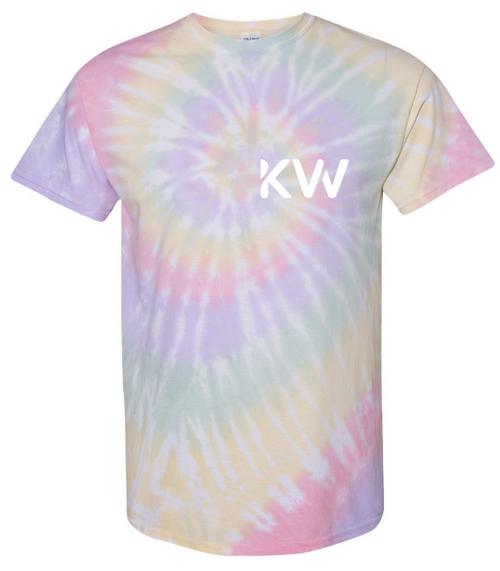 Kevin Whalen Pastel Tie Dye Tee
