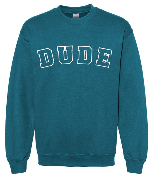 Matt & Abby Limited Edition Crew Neck Sweatshirt