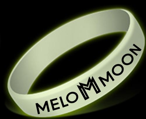 Melo Moon Glow in the Dark Bracelet