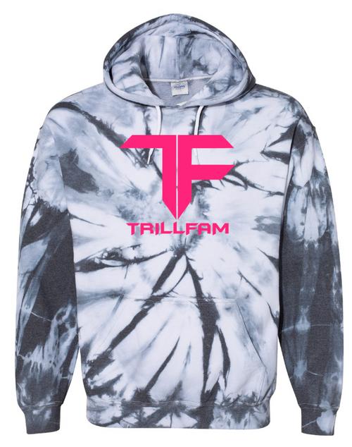 TrillFam Tie Dye Hoodie